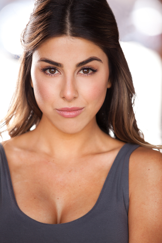 HDK Media - SLS Headshots - Daniella Monet